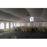 Quality 10-60 Meter Width Multi Functional White Color Wedding Party Tents Marriage Tent for sale