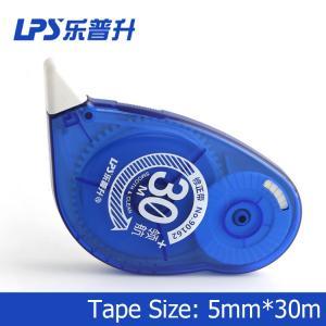 Titanium Dioxide Colorful Decorative Correction Tape Plastic 30m 90162