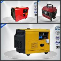 2000 Watt Single Phase Gasoline Generator Set Air Cooled Power By Honda Engine Manufactures