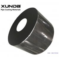 Mechanical Anti Corrosion Pipe Wrap Tape 100 Ft - 1000 Ft Length Black Color Manufactures