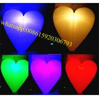 infaltable heart shape balloon , wedding balloon , wedding arch inflatable Manufactures