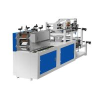 High Speed Automatic PE Plastic Steering Wheel Cover Making Machine Manufactures