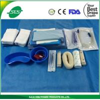 China Best Price Popular surgical knee arthroscopy drape pack with stockinette on sale