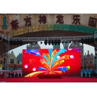 P8 Outdoor Rental LED Display 7000nits Stage Background LED ScreenIP65 Grade Manufactures