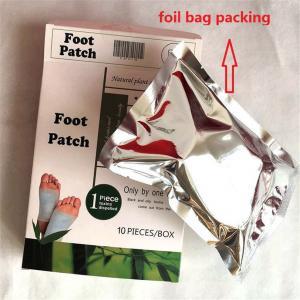 Energy Saving Manufacture detox foot pads Manufactures
