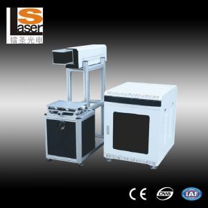 China Mini CNC Fiber Laser Marking Machines / High Precision Laser Marking Equipment on sale
