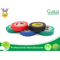 Waterproof PVC Electrical Tape For Electric Cable Insulation,Car Cabling Manufactures