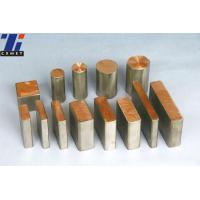 Titanium clad copper rod Manufactures