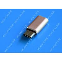 Gray Camera Type C Micro USB , SATA Sync Charge OTG Micro USB 23mm x 10mm x 5mm Manufactures