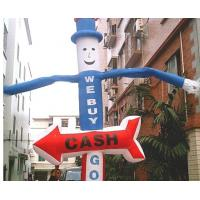 Funny Inflatable Advertising Products , Advertising Air Flying Swing Dancer Manufactures