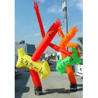 PVC Tarpaulin Inflatable Advertising Products 0.45mm Fireproof High Tension Manufactures