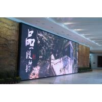 P6 Advertising Indoor Led Display Screen High Definition Picture Manufactures