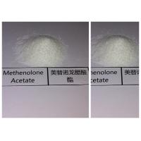 Raw Cutting Cycle Steroids CAS 303-42-4 Methenolone Enanthate For Muscle Building Manufactures