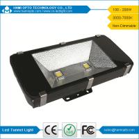 MeanWell driver high lumen IP65 160W LED tunnel lighting Manufactures