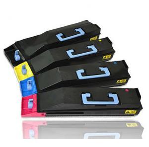 Kyocera TK 865 Toner Rainbow Kit Set C / Y / M / K Taskalfa 250CI / 300CI Manufactures