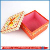Custom Color Print Matte Rigid Chipboard Paper Gift Packaging Box Manufactures