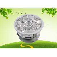 100 W Round Induction Commercial Downlights High Power For Department Store Manufactures