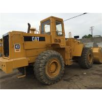 Low Rate Used CAT 966F Second Hand Wheel Loaders Weight 13856kg & 3m3 Bucket Manufactures