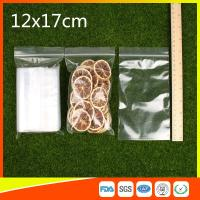 Plastic Tight Seal  Packing Ziplock Bags Reclosable Poly Storage Bags Manufactures
