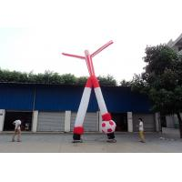 Good Tension  Inflatable Advertising Products , Inflatable Air Dancer Manufactures