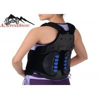Buy cheap Adjustable Waist Back Support Belt Thoracolumbar Sacral Orthosis Support Back Brace from wholesalers