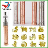 Huge Smoke Volume Customized Gift Box Packaging Stainless Steel E Cig Manufactures