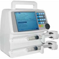 Portable Clinic Basic electronic infusion pump Double Channel Patient Injection Treatment Manufactures
