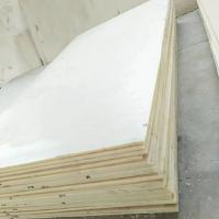 China 4feet x 8 feet 20mm thick polyamide plastic plate pa6 board natural color on sale