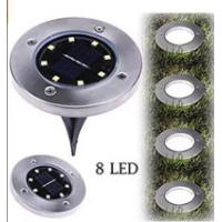 IP65 Waterproof Underground Solar Lights 0.06W -  3W 2.4lm - 25lm Manufactures