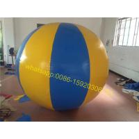 Quality 2 diameter volleyball ball beach ball for sale
