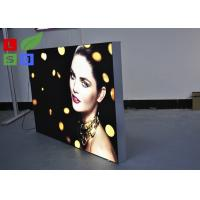 Customized Ultra Thin LED Fabric Light Box For Outdoor And Indoor Using in Subway, Mall Manufactures