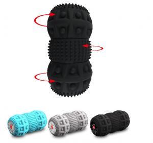 China Relaxed Vibration Foam Roller Foam Roller Shoulder Massage 3 Parts Unique Design on sale