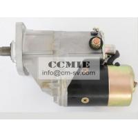 PC200-1 Excavator Engine Parts Sany Spare Parts Starter Motor Manufactures