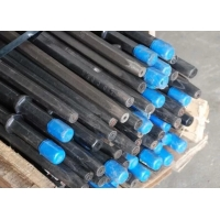 Industrial Water Well Drill Rods , H25 Hollow Drill Steel For Underground Mining Manufactures