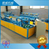 Full Automatic Chain Link Fence Machine 0.5m - 4.2m Weaving Breadth Manufactures