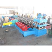 Macedonia Construction Crash Barrier Expressway Guardrail Cold Forming Machine Gearbox Driven 3 mm Plate Thickness Manufactures