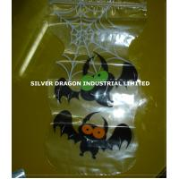 Special-shaped plastic bag with ziplock Manufactures