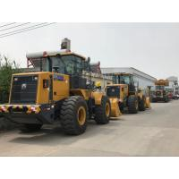 China Working Weight 17500kgs Compact Wheel Loader High Efficiency Model ZL50GN on sale