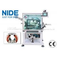 Full Automatic Stator needle Winding Machine / Aluminum , Copper Wire Winding Machine Manufactures