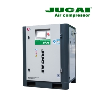 Permanent Magnet 15kw Variable Speed 20hp Industrial Screw Air Compressor Manufactures