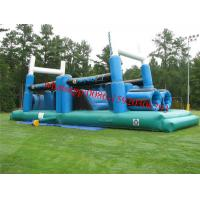 Carolina Panthers obstacle course Manufactures