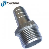 "1/4"" To 4"" NPT Hex Pipe Nipple Stainless Steel With 150LB Pressure Manufactures"