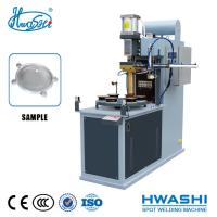 Pipe Clamp Auto Parts Welding Machine With Rotary Table 900 x 1300 x 1700mm Manufactures