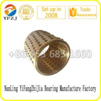 Many sizes oilless bush supply copper bushing,plastic bearing,ball retainer cage Manufactures