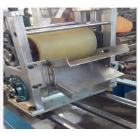 PVC Film And Thin PVC Sheet Manufacturing Machine With Tubular Electrical Heater Manufactures