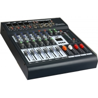 8 channel professional audio mixer MG8U Manufactures