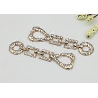 Decorative Womens Boot Chains , Shoe Chain Accessories Easy To Put On / Take Off