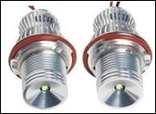 Red 10W 30W BMW E39 Angel Eye Bulb , 12 Volt Angel Eye Bulb Manufactures