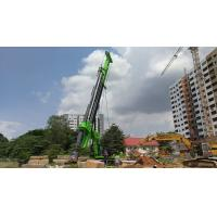 Buy cheap TYSIM KR285C Rotary Hydraulic Piling Rig Machine , Max Diameter 2500m from wholesalers