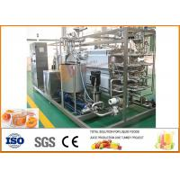 Complete Concentrated Apricot Paste Making Machine Processing Line Manufactures